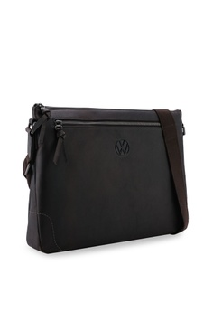 835ad66f130120 Volkswagen Leather Structured Bag HK  1