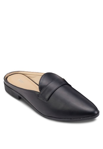 尖頭休閒懶人拖鞋esprit outlet hk, 女鞋, 鞋