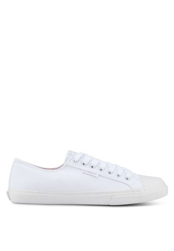 Superdry white Low Pro Sneakers EFAF7SH9A569BDGS_1