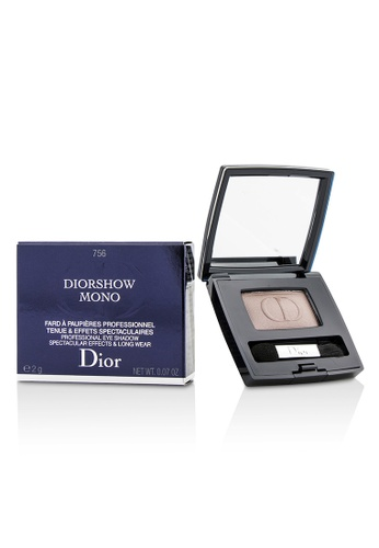 Christian Dior CHRISTIAN DIOR - Diorshow Mono Professional Spectacular Effects & Long Wear Eyeshadow - # 756 Front Row 2g/0.07oz 4AAEEBE3E5C4BFGS_1