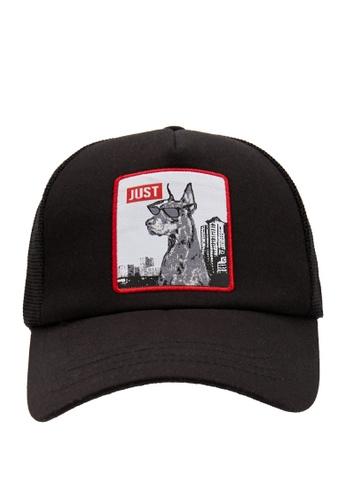 DeFacto black Man Hat 6D498AC6138583GS_1