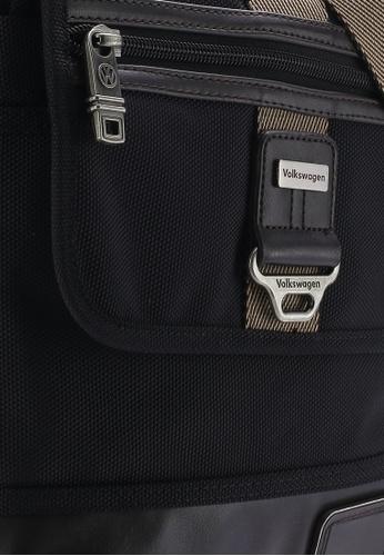 Volkswagen black Volkswagen Sling Bag VO089AC21BAGMY_1