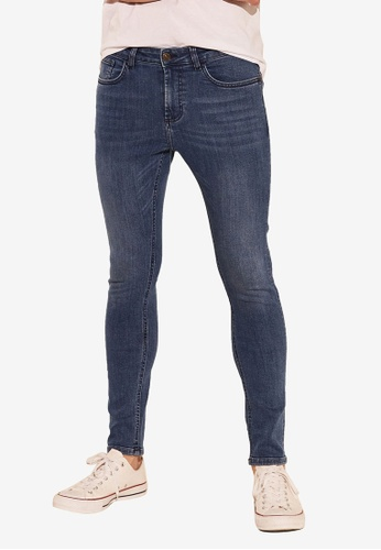 LC Waikiki blue 770 Super Skinny Fit Jeans C4AABAAE267FD1GS_1