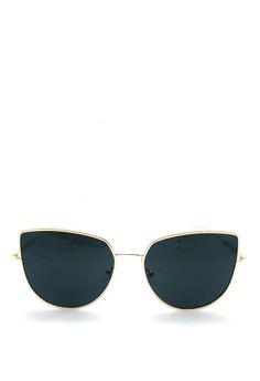 01805e0773a0 Kaca-kaca black and gold Kaca Kaca Eden Sunglasses DEEC0GLB3A5D13GS_1