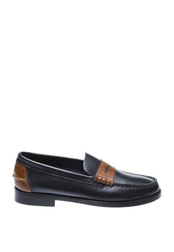 Sebago black Legacy Penny Dress Casual Shoes 4F0D5SH7D33727GS_1