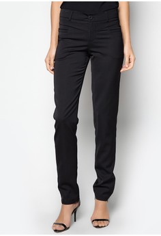Semi Stretch Trousers