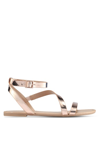 Call It Spring pink Agroerwen Sandals B5CD7SH3A5A7BCGS_1