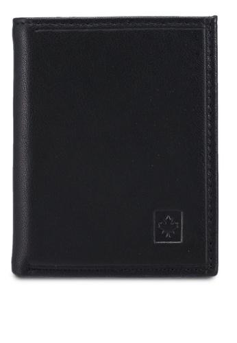 Lumberjacks black Wallet CA6F1AC41A69ABGS_1