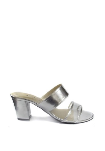 Beauty Shoes silver Beauty Shoes 1321 Renalda Heels Silver 611D5SH68130CAGS_1
