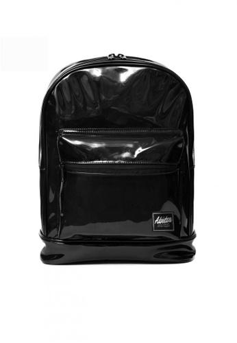 The Adventure black Backpack PVC Minho 29B04ACB2B3E69GS_1