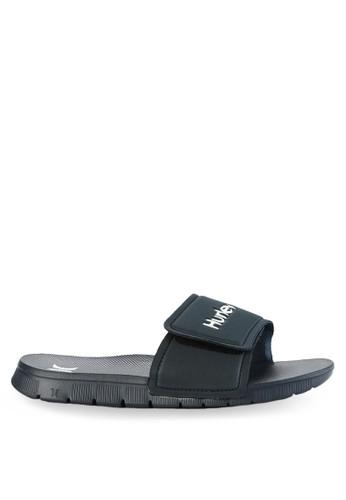 hurley blue Fusion 2.0 Slide  Sandal A594DSHF7B3825GS_1