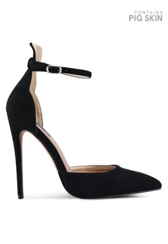 buy lost ink ankle strap stiletto court heels online on zalora singapore