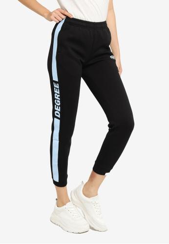 361° black Sports Life Knit Pants 88998AAD3D941BGS_1