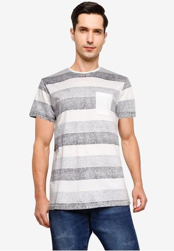 !Solid black Heinrich Crew Nek T-Shirt 7AD5BAA75DBCAEGS_1