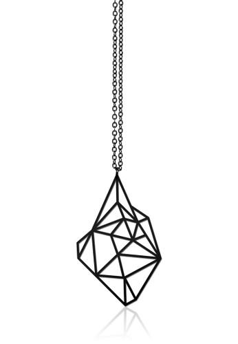 岩esprit 童裝石項鍊, 飾品配件, 項鍊