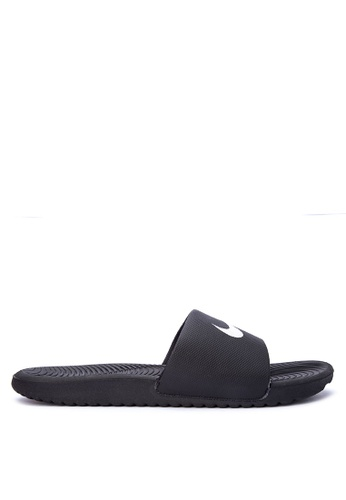 detailed pictures 04903 42048 Nike black Men s Nike Kawa Slide Sandals B7D0CSHAB7A7B6GS 1