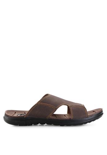 Dr. Kevin brown Sandals & Flip Flops Sandals 17201 Leather DR982SH96MIHID_1