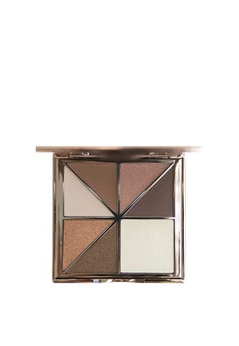 KLARA COSMETICS multi Paris, Eyeshadow & Highlighter Palette 9A260BE60FD86DGS_1