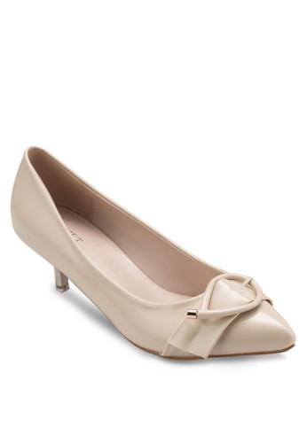 Agnes Kzalora鞋子評價itten Heels, 女鞋, 厚底高跟鞋