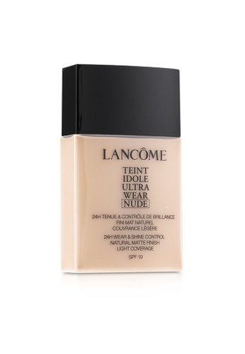Lancome LANCOME - Teint Idole Ultra Wear Nude Foundation SPF19 - # 007 Beige Rose 40ml/1.3oz D8EE0BE5F2A21DGS_1
