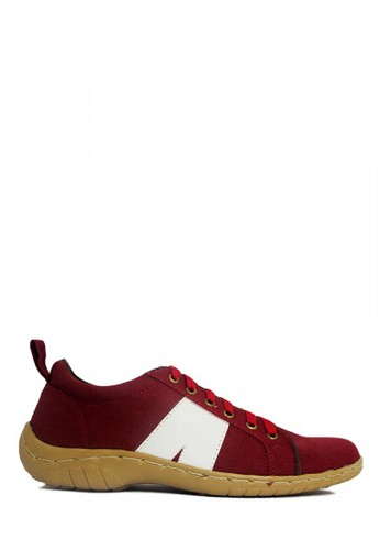 D-Island red D-Island Shoes New ARL Reborn Low Canvas Red 80D30SH6CF7F95GS_1
