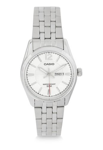 Casio silver Casio Women LTP-1335D-7AVDF Silver White 7BA7CAC9278512GS_1