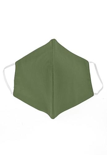 Hamlin n/a Vente Masker Earloop Washable Non Medis Waterproof Anti Bakteri Material Cotton ORIGINAL - Fresh Green 41508ES25ADD59GS_1