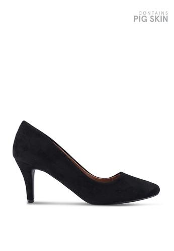 VANESSA WU black Ashleigh Heels A3CC9SH345ACB8GS_1