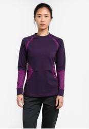 AVIVA purple Long Sleeve Tee AV679AA0S9EZMY_1