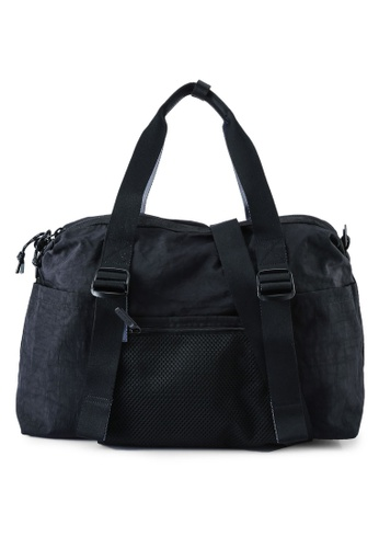 CRUMPLER black Hub Duffel Bag D3A6BACD31DD69GS_1