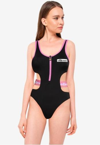 Ellesse black Watchel Swimsuit F358DUS93794A9GS_1