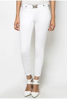 Metal Trousers Pants