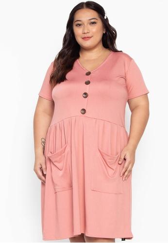 Dianne Plus Size Dress