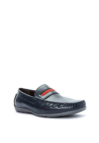 Kickers navy Vinson Casual Shoes KI766SH0JFJNPH_1