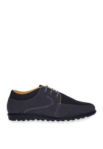 Charlie black Charlie Mathew Shoes 82577SH85EB604GS_1
