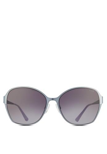 金屬大框太陽眼鏡, 飾品配件, 飾esprit 內衣品配件