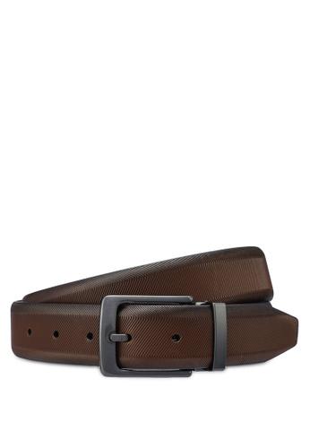 ALDO 褐色 Aldgate Belt 7B8DEAC2CFFD91GS_1