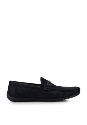 Louis Cuppers black Classic Comfy Loafers 33C56SHBF1AFF1GS_1