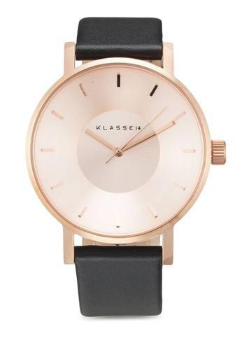 Klasse14 black Volare Classic 42mm Rose Gold/Black E66D5ACB8105D6GS_1