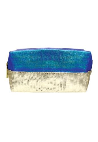 Her Jewellery blue Fancy Pouch (Blue) 7D90BAC97D166BGS_1