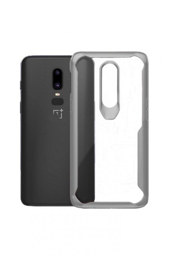 pretty nice efd86 411cb Xundd Urban Armor Gear Case for OnePlus 6