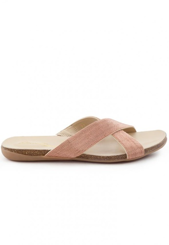 Shu Talk gold Elegant Nappa Leather Sandals B0FBASH296F7E8GS_1