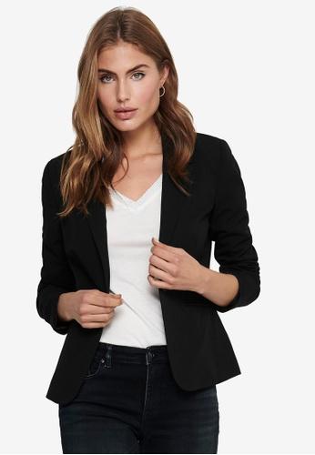 ONLY black Mila Short Blazer 0D440AA5D7025CGS_1
