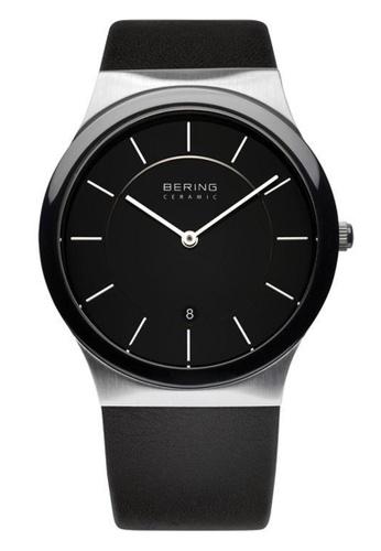 Bering silver Ceramic 32239-447 Black 39 mm Men's Watch 0C40AACA1875A7GS_1
