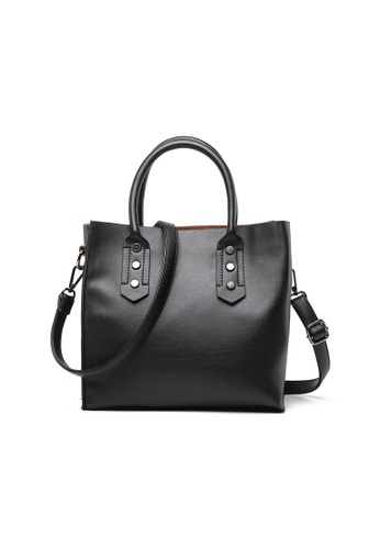 Lara black Women's Black Hand Bag 03D35AC4A54C83GS_1