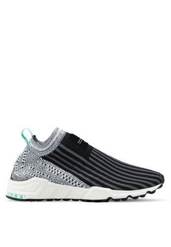 adidas black adidas originals eqt support sock 1/3 pk w CB53ASH02A5C7BGS_1