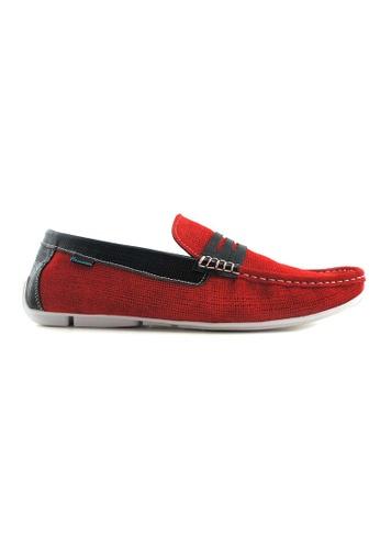 Hanson Bootmaker red Hanson Bootmaker Moccasins HA656SH60HSPSG_1