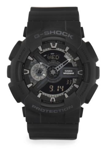G-Shock black G-Shock Men GA-110-1BDR Black 850CFAC14CE833GS_1