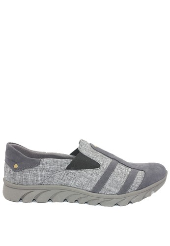 Dr. Kevin grey Dr. Kevin Men Casual Shoes 13347 - Grey AE9B9SH6BC6DC7GS_1