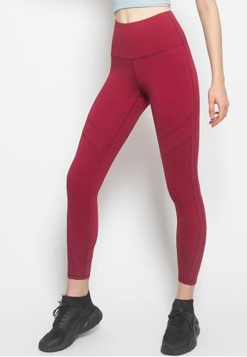 Corenation Active red Elara Legging Premium - Scarlet 7ECECAA9F242F1GS_1
